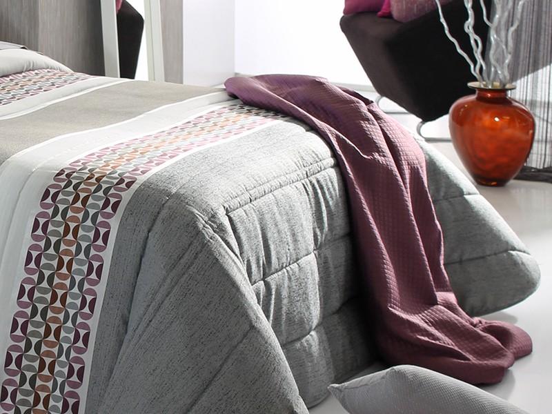 Pled BARLI lila, dimensiune 130 cm x 210 cm perdele-online.ro 2021