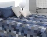 Cuvertura de pat ILDA albastru