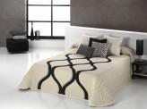 Cuvertura de pat LENNY 08 negru