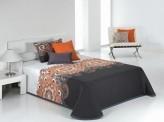 Cuvertura de pat PILVEN 8 negru