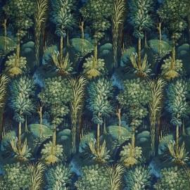 Draperie Forbidden Forest Sapphire
