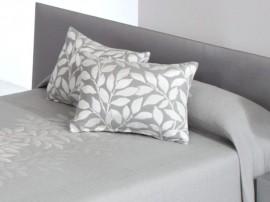 Perna decorativa PERLINE gri, dimensiune 50 cm x 70 cm