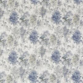 Draperie Woodland Saxon Blue
